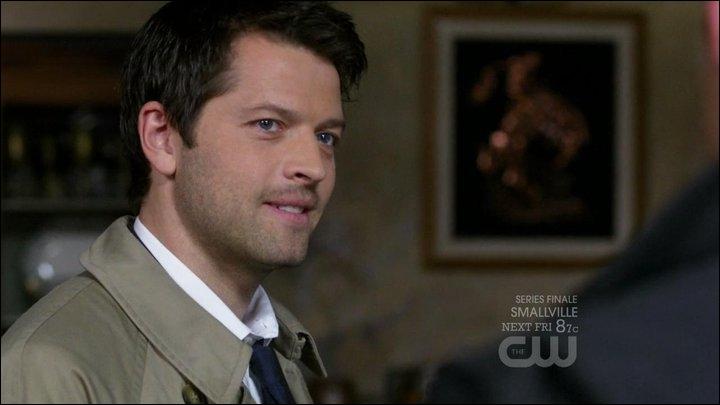 Comment Castiel trahit-il Sam, Bobby et Dean pour la première fois ?