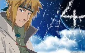 Naruto (Minato Namikaze, 4e Hokage)