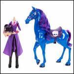 Quelle fille de Monster High a un cheval pour animal de compagnie ?