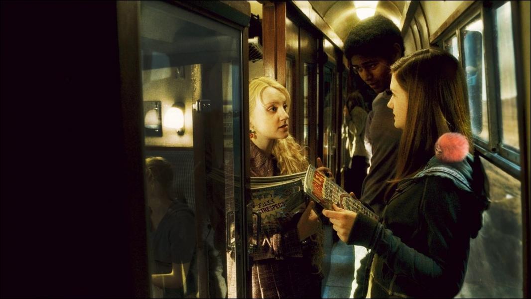 Durant sa scolarité, Ginny possédait un Boursouflet rose, mais quel était son nom ?