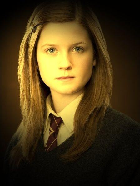 Harry Potter : Ginny Weasley