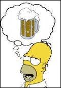 Quelle est la marque de bière préférée d'Homer ?