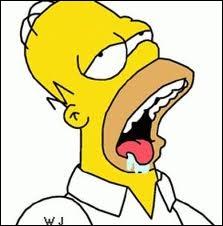 Quelle est la pâtisserie préférée d'Homer ?
