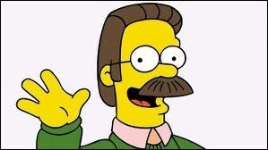 Qui est le voisin d'Homer Simpson ?