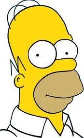 Le monde d'Homer Simpson