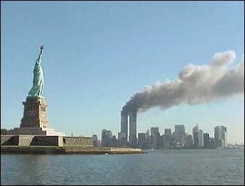 Les attentats du 11 septembre sur les Twin Towers à New York !