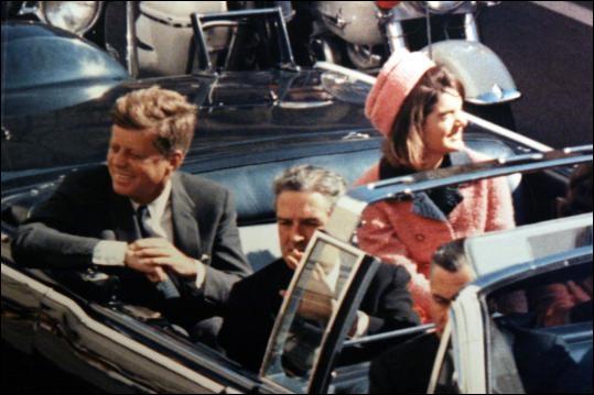 L'assassinat de JF Kennedy !