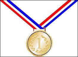 Qui a eu la médaille d'or en France ?