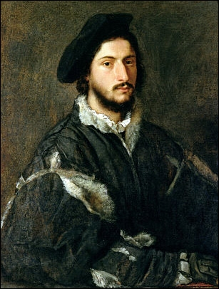 Portrait de Vincenzo Mosti - 1520
