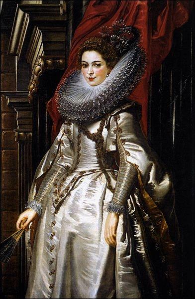 Portrait de la Marquise Brigida Spinola Doria - 1606