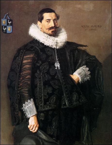 Portrait de Jacob Pietersz Olycan - 1625