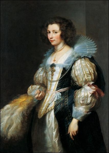 Maria de Tassis - 1630