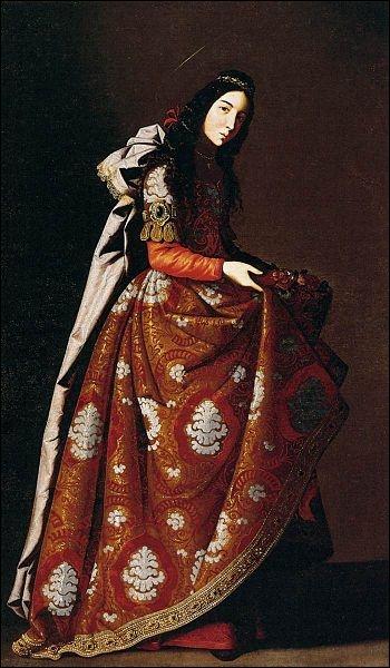 St Casilda - 1630