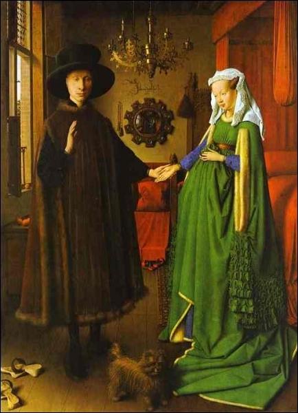 Les époux Arnolfini - 1434