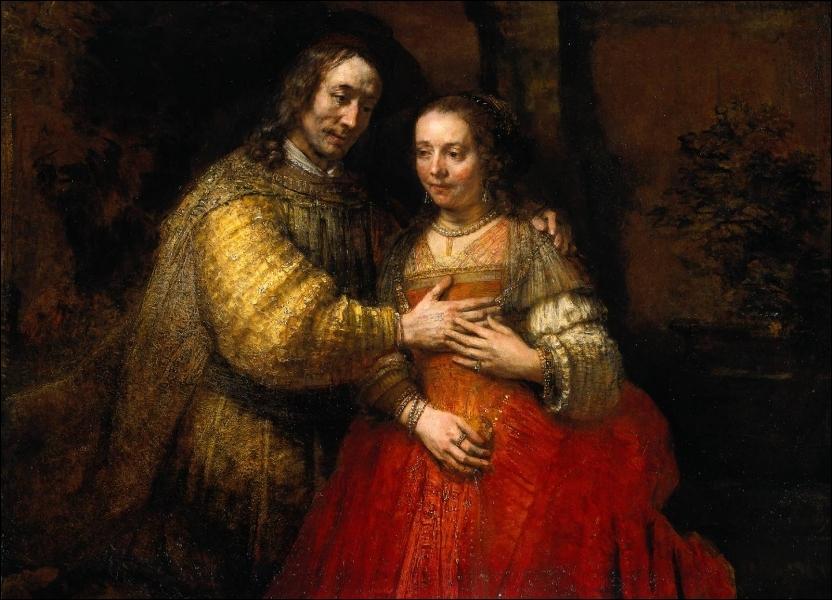 La fiancée juive - 1666