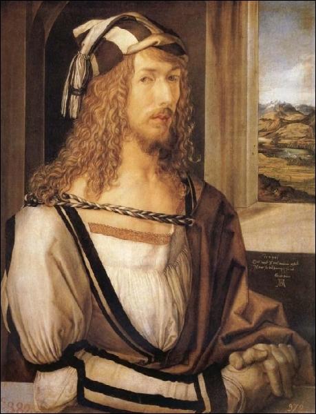 Autoportrait - 1498
