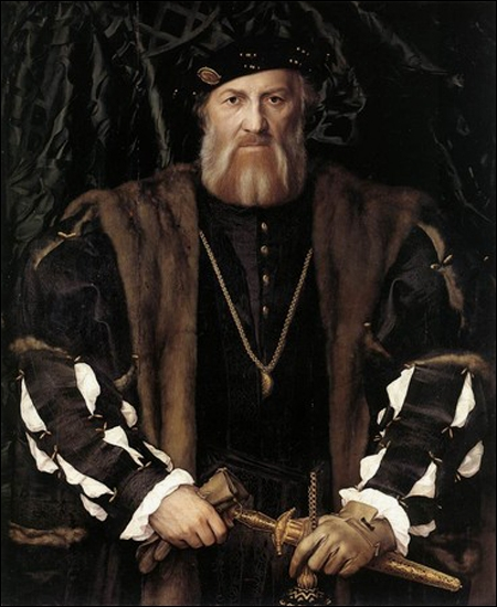 Portrait de Charles de Solier, lord of Morette - c. 1535