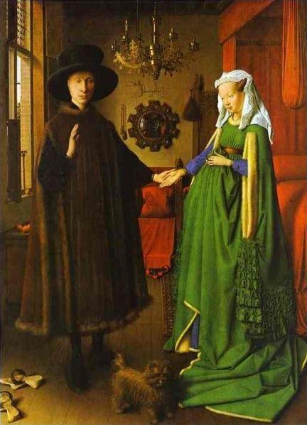 Défilé de mode par les maîtres de la peinture (1)