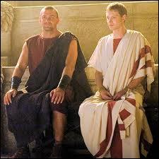 C'est avec ultra-réalisme et crudité que la République romaine est décrite dans cette série historique intitulée... ?