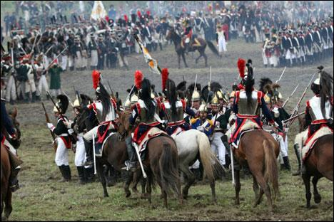 Comment les russes ont-ils vaincu Napoléon Bonaparte ?