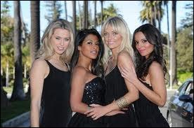 Qui sont ces 4 filles ?