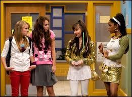 Qui sont les ennemis de Miley et Lilly ?