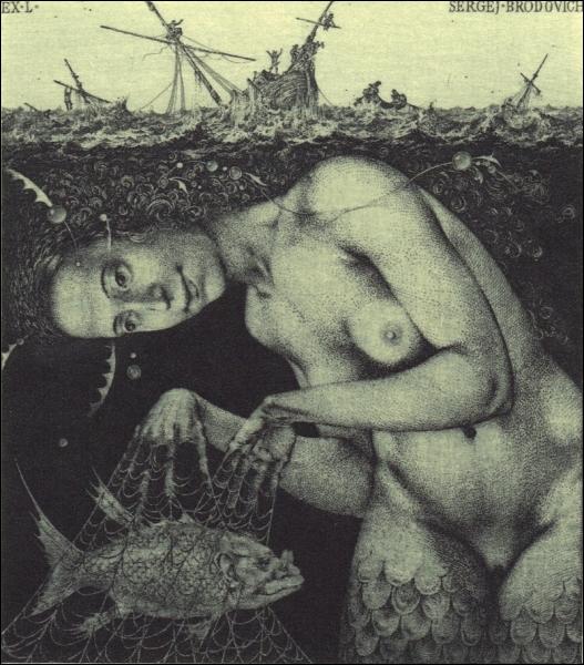 Cette oeuvre de Konstantin Kalinovich s'intitule ?