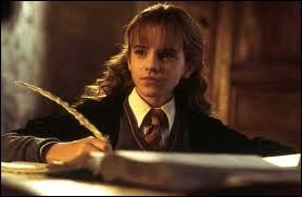 Quelles sont les matières fétiches d'Hermione Granger ?