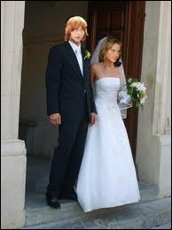 Ron et Hermione se sont mariés et :