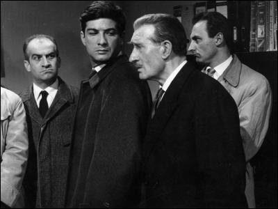 Quel est ce film sorti en 62 avec Jean-Claude Brialy et Noël Roquevert ?