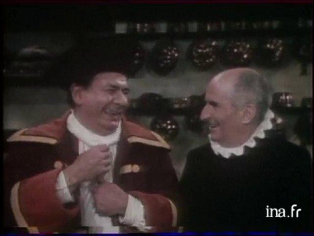Lequel de ces films de Jean Girault réunit Galabru et de Funès ?