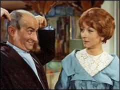 Claude Gensac a joué dans de très nombreux films aux côtés de Louis de Funès, quel surnom restera dans nos mémoires ?
