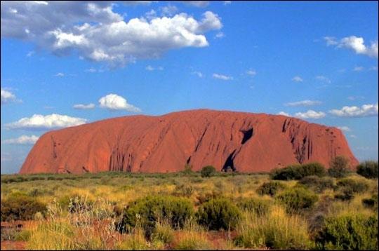 Quel nom ne convient pas à ce mont australien ?