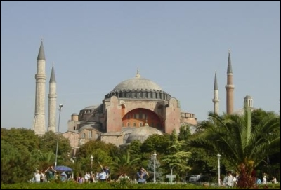 Dans quelle ville turque se situe ce monument ?