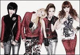 Les 2NE1 chantent ...