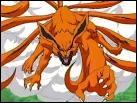 Le démon enfermé en Naruto est :