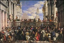 Qui a peint Les noces de Cana ?