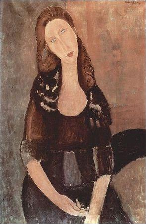 Qui a peint Jeanne ?