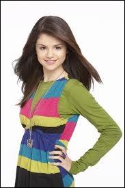 Dans quelle série de Disney Channel a-t-elle tenu le rôle principal ?