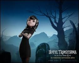 Quel personnage a-t-elle doublé dans  Hôtel Transylvania  ?