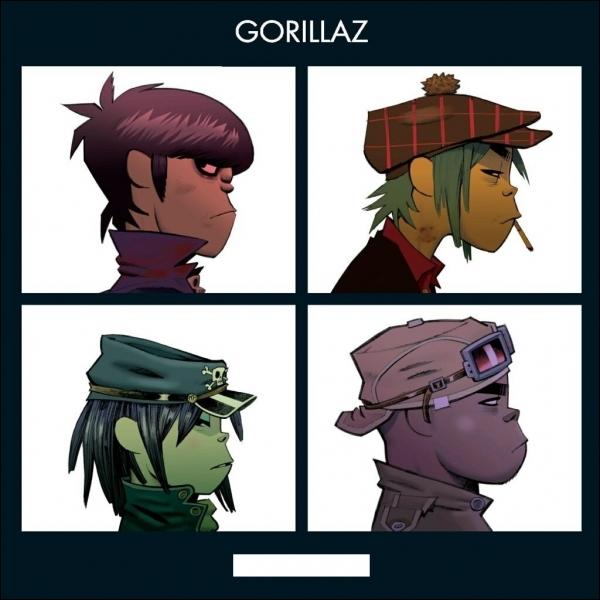Quel nom porte cet album studio de Gorillaz ?