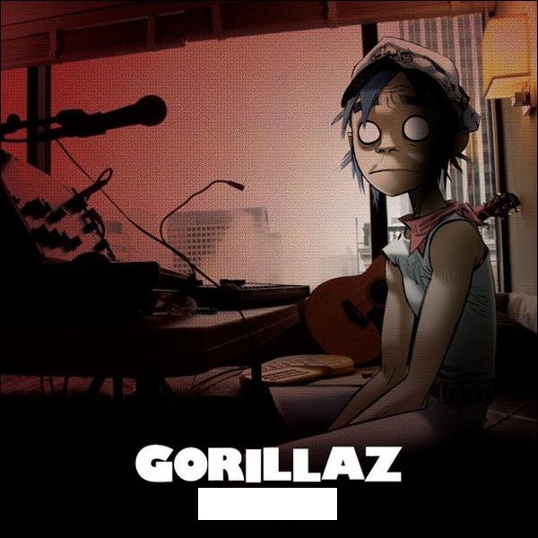 Quel nom porte cet album studio signé Gorillaz ?