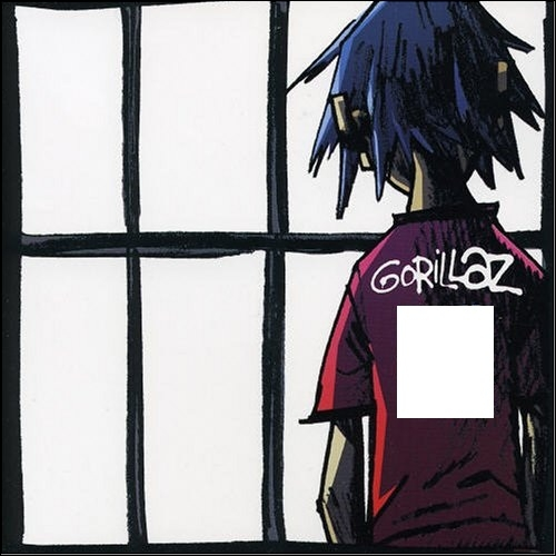 Quel est le nom de cet EP de Gorillaz ?
