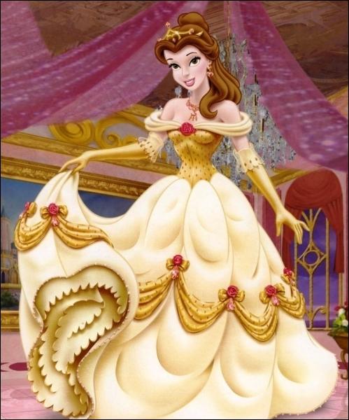 Cochez ce qui correspond à Belle :