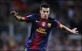 Quel est l'ancien club de Pedro ?