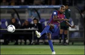 Abidal est-il le seul français du club ?