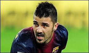 Quel est le numéro de David Villa ?
