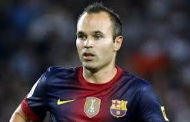Les joueurs du Barça 2012-2013