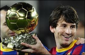 Combien de ballons d'or Lionel Messi a-t-il décroché ?