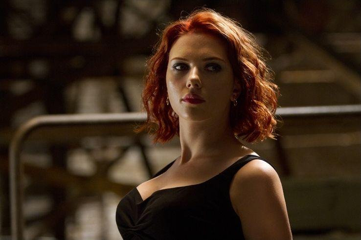 Natasha Romanoff alias la veuve noire